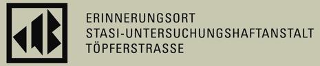 Logo des Erinnerungsortes der UHA Töpferstraße in Neustrelitz